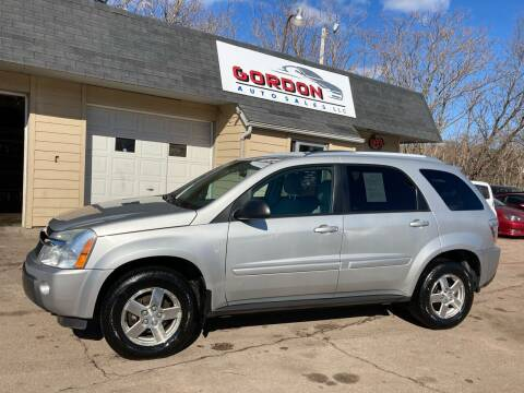 2008 Chevrolet Equinox for sale at Gordon Auto Sales LLC in Sioux City IA