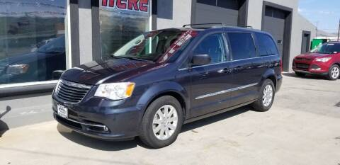 2013 Chrysler Town and Country for sale at Auto Image Auto Sales in Pocatello ID