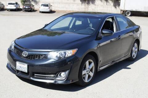 2012 Toyota Camry for sale at Sports Plus Motor Group LLC in Sunnyvale CA