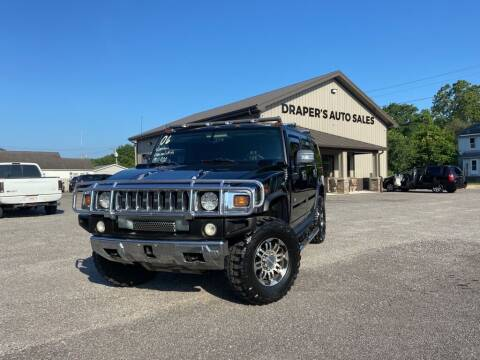2006 HUMMER H2 for sale at Drapers Auto Sales in Peru IN