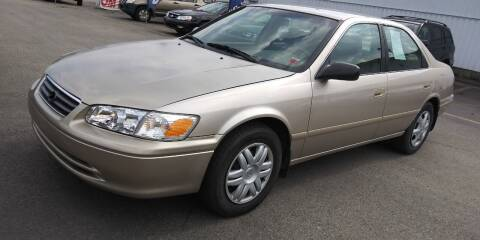 2000 Toyota Camry for sale at JG Motors in Worcester MA