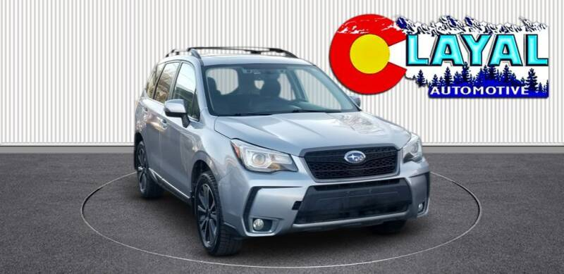2017 Subaru Forester for sale at Layal Automotive in Englewood CO
