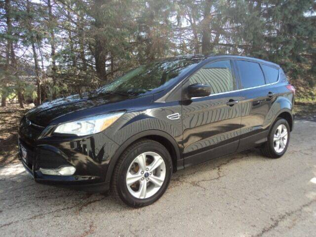 2015 Ford Escape for sale at HUSHER CAR CO in Caledonia WI