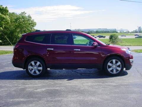 2016 Chevrolet Traverse for sale at Westview Motors in Hillsboro OH