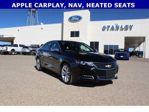 2019 Chevrolet Impala for sale at STANLEY FORD ANDREWS in Andrews TX
