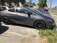 2012 Honda Civic for sale at Popular Imports Auto Sales in Gainesville FL