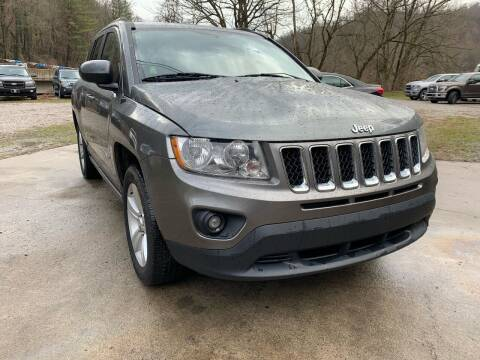 2013 Jeep Compass for sale at Day Family Auto Sales in Wooton KY