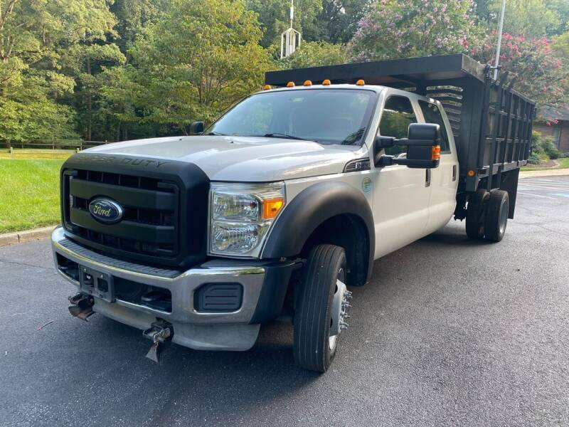 2012 Ford F-550 Super Duty for sale at Bowie Motor Co in Bowie MD