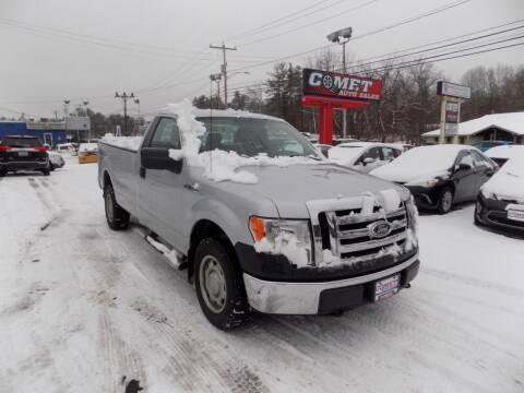 2011 Ford F-150 for sale at Comet Auto Sales in Manchester NH
