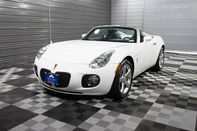 2007 Pontiac Solstice for sale in Sykesville, MD