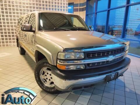 2001 Chevrolet Silverado 1500 for sale at iAuto in Cincinnati OH