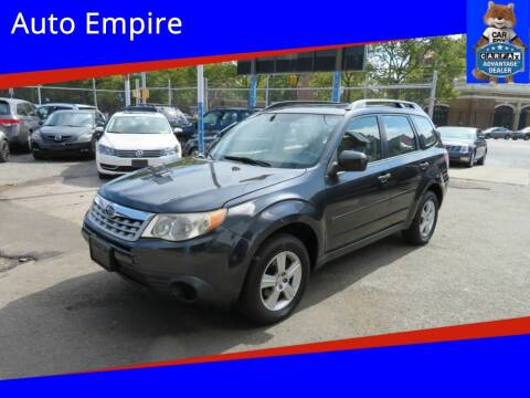 2011 Subaru Forester for sale at Auto Empire in Brooklyn NY
