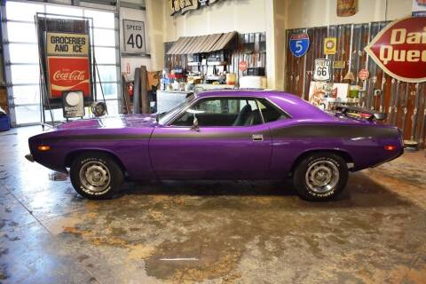 1973 Plymouth Barracuda for sale at Cool Classic Rides in Redmond OR