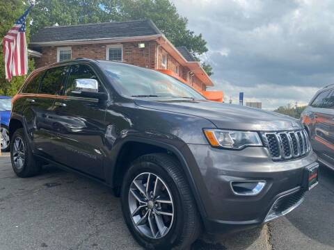 2018 Jeep Grand Cherokee for sale at Bloomingdale Auto Group - The Car House in Butler NJ