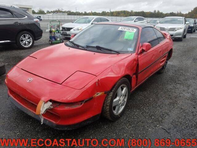 1993 Toyota MR2 for sale at East Coast Auto Source Inc. in Bedford VA