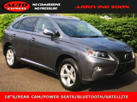 2014 Lexus RX 350 for sale at Auto Express in Lafayette IN
