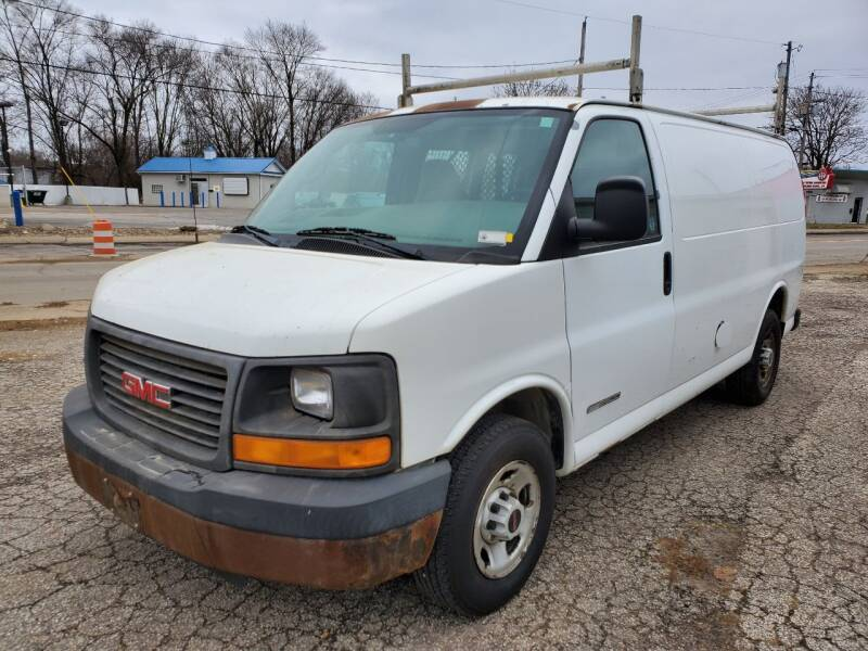 2005 GMC Savana Cargo for sale at Affordable Auto Sales & Service in Barberton OH