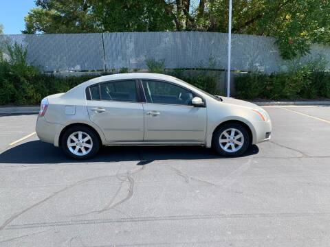 2007 Nissan Sentra for sale at BITTON'S AUTO SALES in Ogden UT