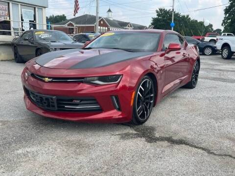 2017 Chevrolet Camaro for sale at Bagwell Motors in Lowell AR