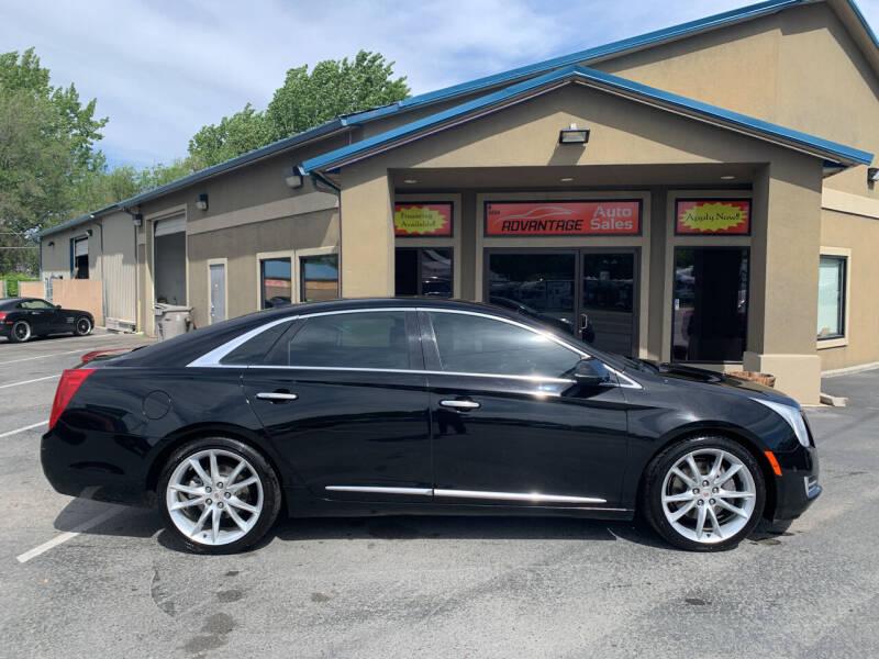 2014 Cadillac XTS for sale at Advantage Auto Sales in Garden City ID