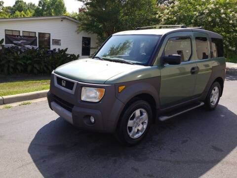 2003 Honda Element for sale at TR MOTORS in Gastonia NC