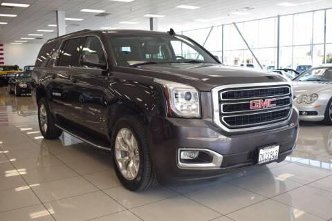 2015 GMC Yukon XL for sale at Legend Auto in Sacramento CA