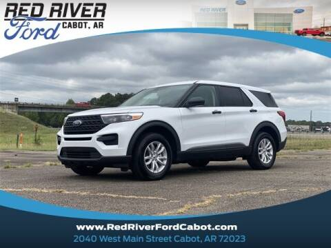 2021 Ford Explorer for sale at RED RIVER DODGE - Red River of Cabot in Cabot, AR