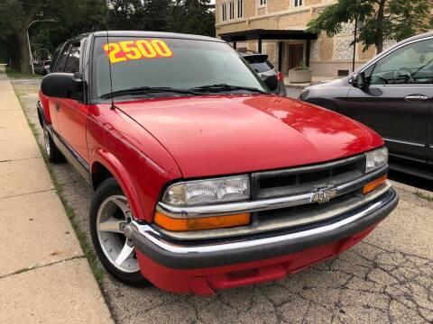2003 GMC Sonoma for sale at Jeff Auto Sales INC in Chicago IL