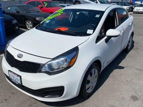 2013 Kia Rio for sale at North County Auto in Oceanside CA