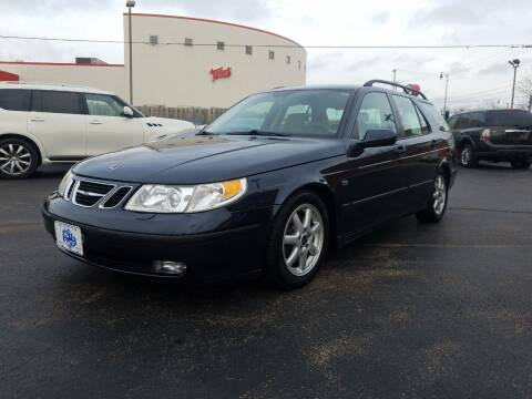 2005 Saab 9-5 for sale at THE AUTO SHOP ltd in Appleton WI