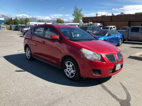 2009 Pontiac Vibe for sale at Freedom Auto Sales in Anchorage AK