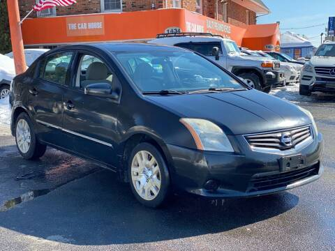 2010 Nissan Sentra for sale at Bloomingdale Auto Group - The Car House in Butler NJ
