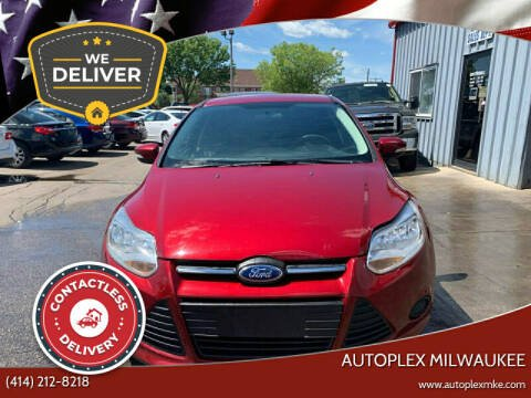 2013 Ford Focus for sale at Autoplex in Milwaukee WI