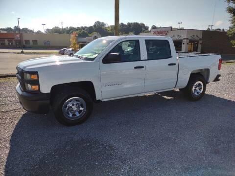 2014 Chevrolet Silverado 1500 for sale at Wholesale Auto Inc in Athens TN