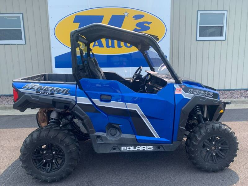 2018 Polaris General for sale at TJ's Auto in Wisconsin Rapids WI