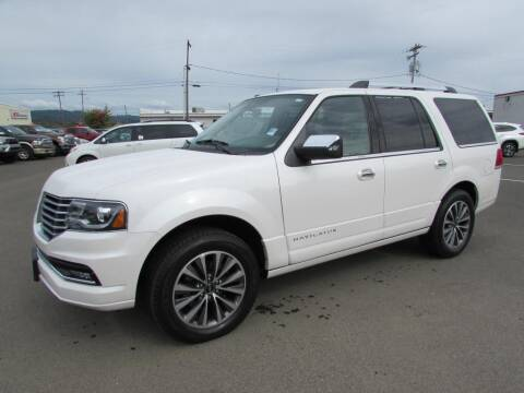 2015 Lincoln Navigator for sale at 101 Budget Auto Sales in Coos Bay OR