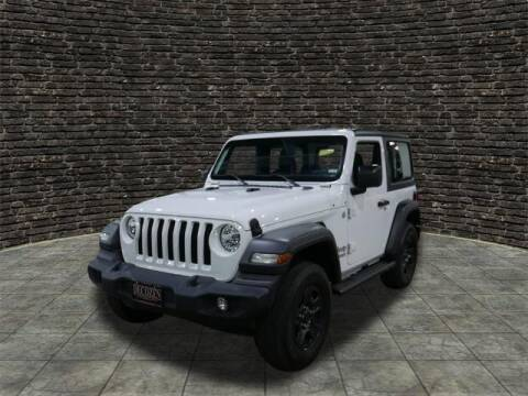 2018 Jeep Wrangler for sale at Montclair Motor Car in Montclair NJ