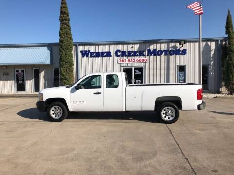 2013 Chevrolet Silverado 1500 for sale at Weber Creek Motors in Corpus Christi TX