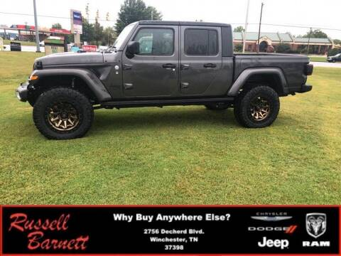 2020 Jeep Gladiator for sale at Russell Barnett Chrysler Dodge Jeep Ram in Winchester TN
