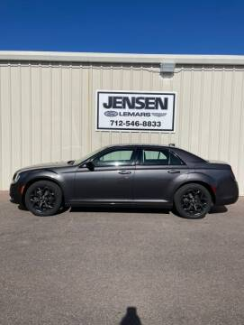 2020 Chrysler 300 for sale at Jensen's Dealerships in Sioux City IA