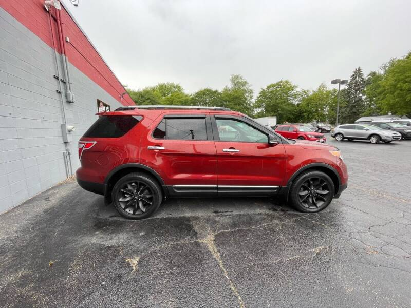 2014 Ford Explorer for sale at Stach Auto in Janesville WI