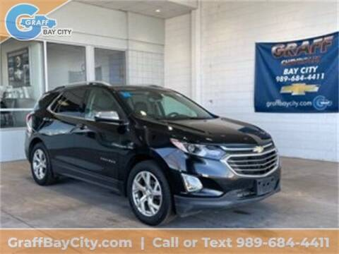 2018 Chevrolet Equinox for sale at GRAFF CHEVROLET BAY CITY in Bay City MI