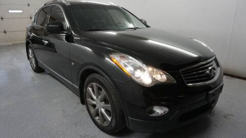 2015 Infiniti QX50 for sale at World Auto Net in Cuyahoga Falls OH