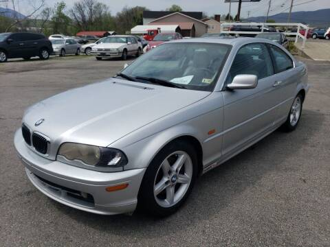 2002 BMW 3 Series for sale at Salem Auto Sales in Salem VA
