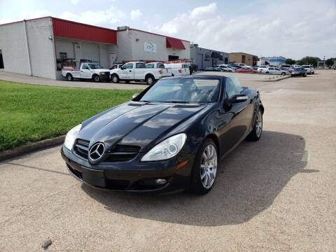 2005 Mercedes-Benz SLK for sale at Image Auto Sales in Dallas TX