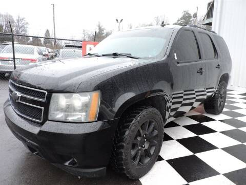 2009 Chevrolet Tahoe for sale at C & C Motor Co. in Knoxville TN