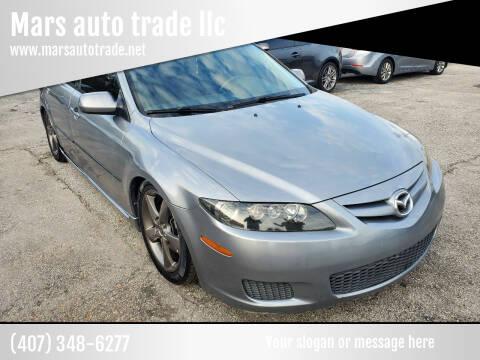 2007 Mazda MAZDA6 for sale at Mars auto trade llc in Kissimmee FL