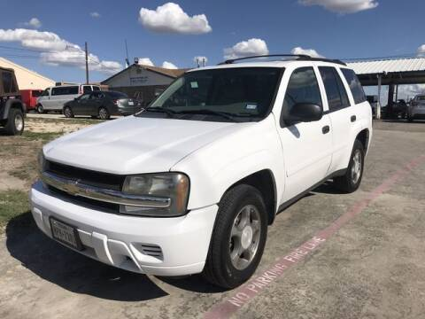 2008 Chevrolet TrailBlazer for sale at RIVERCITYAUTOFINANCE.COM in New Braunfels TX