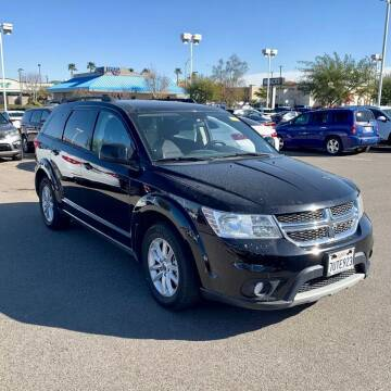 2015 Dodge Journey for sale at Auto Source II in Banning CA
