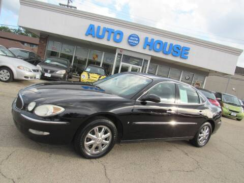 2007 Buick LaCrosse for sale at Auto House Motors in Downers Grove IL